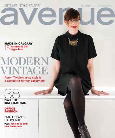 Avenue Calgary issue February 2016
