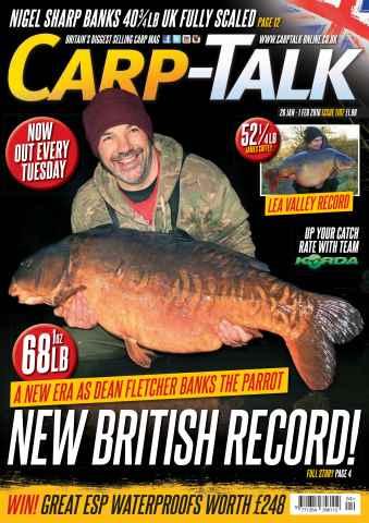 Carp-Talk issue 1107