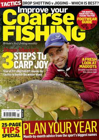 Improve Your Coarse Fishing issue Issue 307