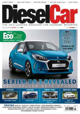 Diesel Car issue 346