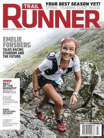 Trail Runner issue March 2016