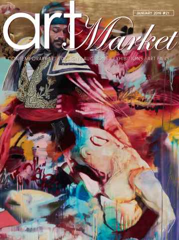 Art Market Magazine issue #21 January 2016
