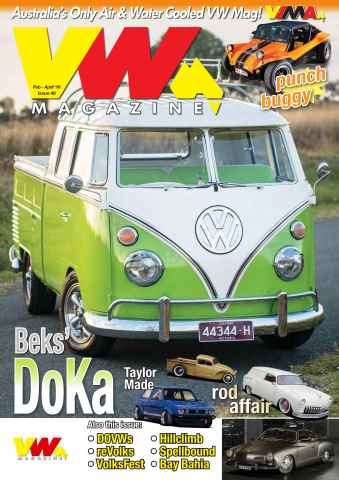 VW Magazine Australia issue VW Magazine Australia Issue#49