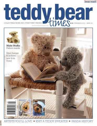 Teddy Bear Times issue Issue 221