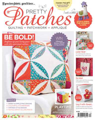 Pretty Patches Magazine issue Issue 20