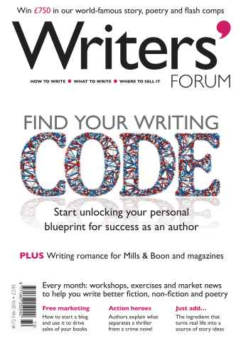 Writers' Forum issue 172