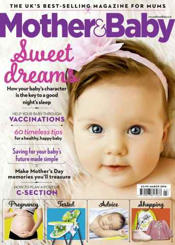 Mother & Baby issue March 2016