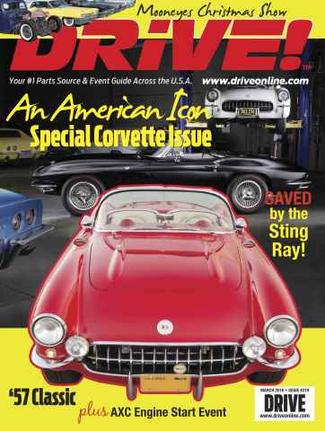 Drive issue March 2016