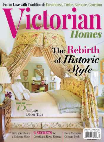 Victorian Homes issue Spring 2016