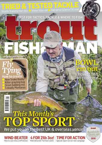 Trout Fisherman issue Issue 480