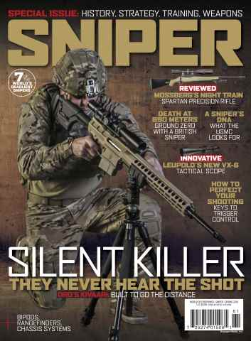 World of Fire Power issue Sniper Spring 2016