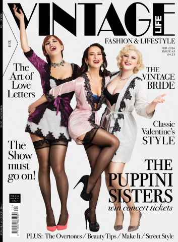 Vintage Life issue February 2016 issue 63