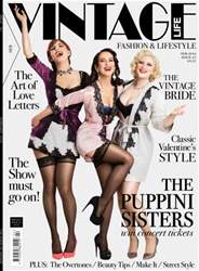 Vintage Life Issue 63 February 2016 issue Vintage Life Issue 63 February 2016