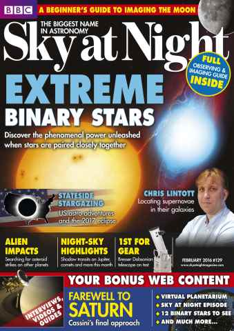 BBC Sky at Night Magazine issue February 2016