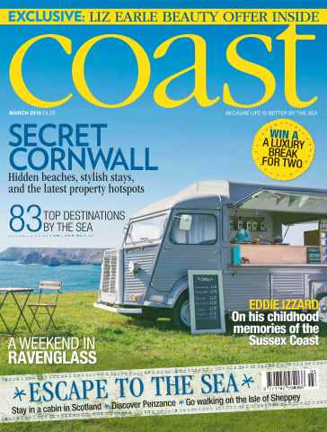Coast issue No. 113 Secret Cornwall