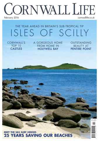 Cornwall Life issue Feb-16