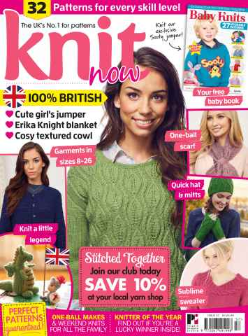 Knit Now issue 57