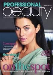 Professional Beauty issue PB February 2016