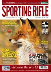 Sporting Rifle issue March 2016