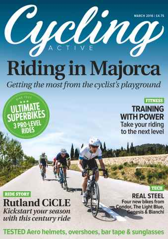 Cycling Active issue March 2016