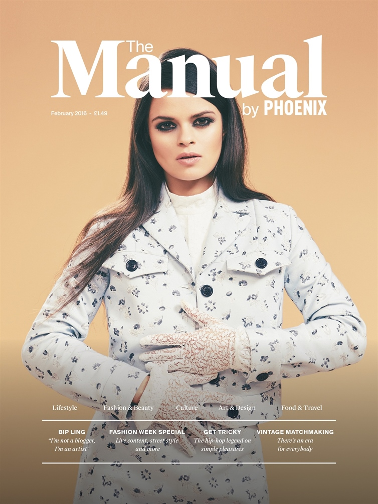 The Manual issue February 2016 - London Fashion Week Special