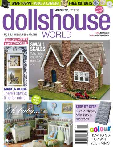 Dolls House World issue MARCH 2016
