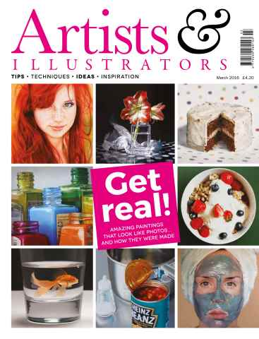Artist & Illustrators issue March 2016