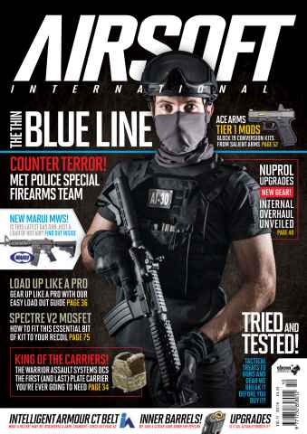 Airsoft International issue Vol 11 iss 10