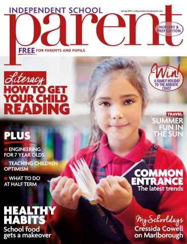 Independent School Parent issue Prep Spring 2016