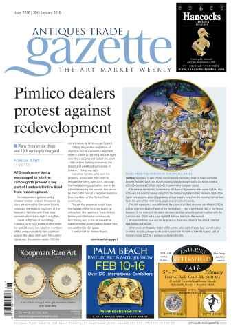 Antiques Trade Gazette issue 2226