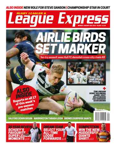 League Express issue 3003