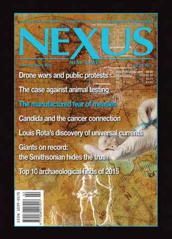 Nexus Magazine issue Feb-Mar 2016