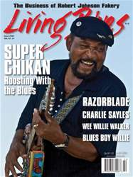 Living Blues issue Living Blues #241