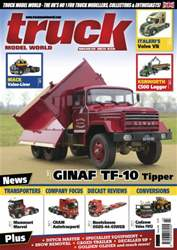Truck Model World issue March April 2016