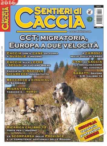 SENTIERI DI CACCIA issue FEBBRAIO 2016