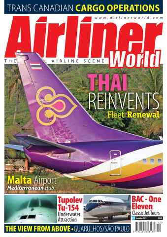 Airliner World issue December 2011