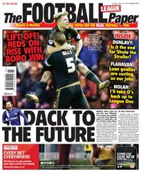 The Football League Paper issue 24th January 2016