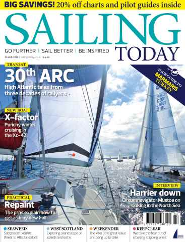 Sailing Today issue March 2016