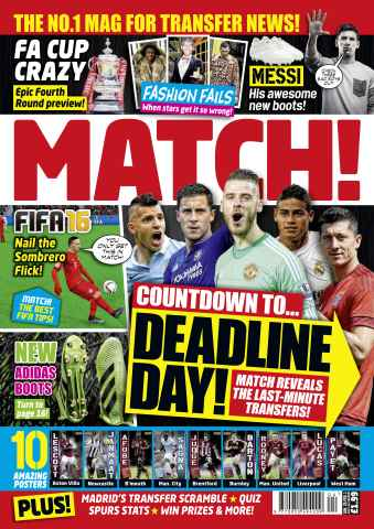 Match issue 26th January 2016