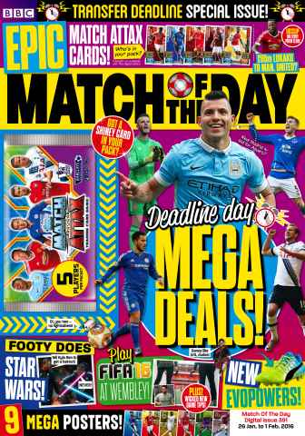 Match of the Day issue Issue 391