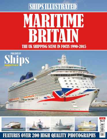 Ships Illustrated issue Maritime Britain