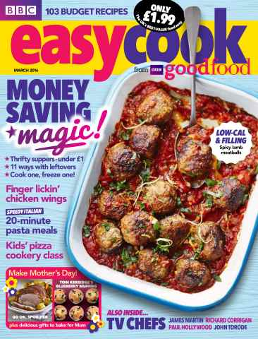 Easy Cook issue Issue 89