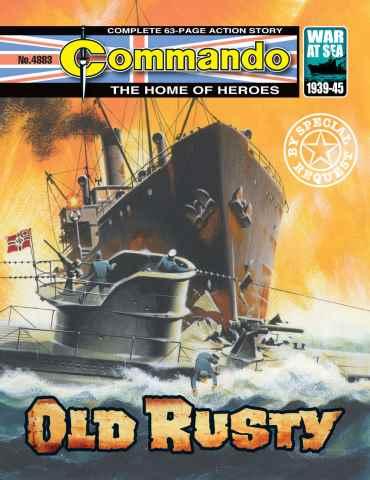 Commando issue 4883