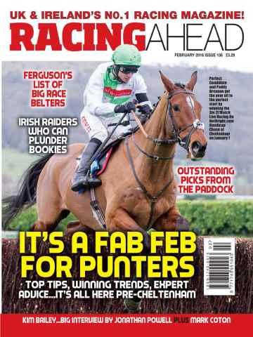 Racing Ahead issue February 2016