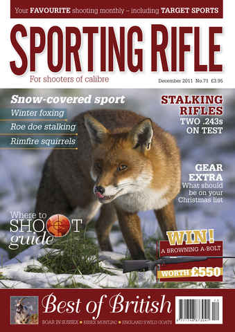 Sporting Rifle issue 71