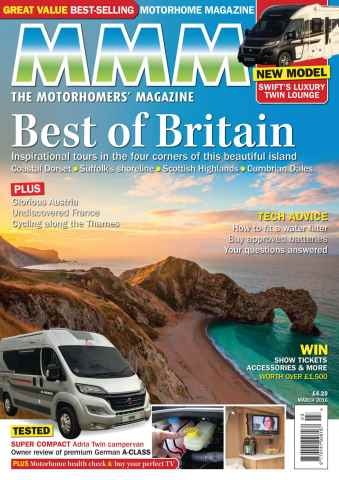 MMM issue Best of Britain - March 2016