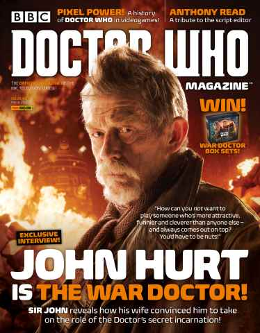 Doctor Who Magazine issue 496 (Feb 16)