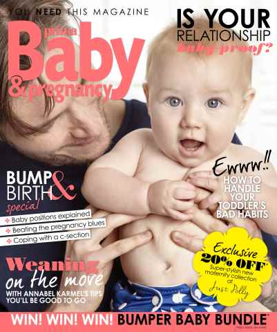 Prima Baby & Pregnancy issue February 2016