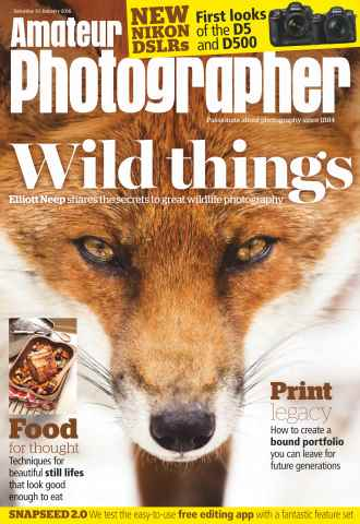 Amateur Photographer issue 30th January 2016