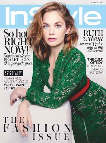 InStyle issue March 2016